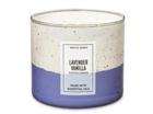 【Bath&BodyWorks】3-wickキャンドル(14.5oz):ラベンダーバニラ